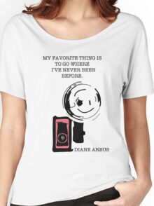 Diane Arbus Women's Relaxed Fit T-Shirt