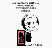 Diane Arbus Unisex T-Shirt