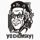 YO CHOMSKY! Black Version by Motski