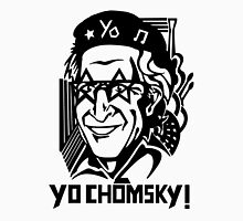 YO CHOMSKY! Black Version Unisex T-Shirt