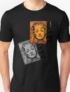 Marlene's Movies Frames T-Shirt