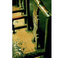 Chair in China Photographic Print
