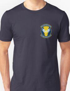 Wonderbolt Squadron Shirt (small patch) Unisex T-Shirt