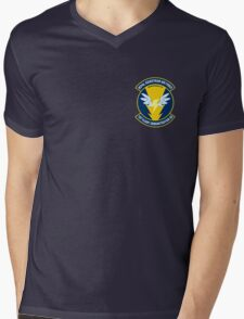 Wonderbolt Squadron Shirt (small patch) Mens V-Neck T-Shirt