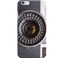Vintage Canon Camera iPhone Case/Skin