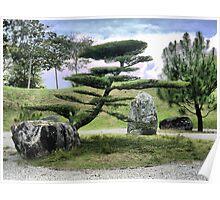 In the Garden of Japan (2) Poster