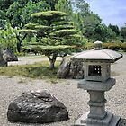 In the Garden of Japan (3) by Larry Lingard-Davis