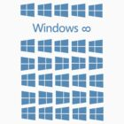 Windows Infinity by David Dellagatta