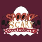 Spooky Scary Skeletons by CoZe