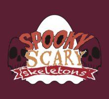 Spooky Scary Skeletons by CoZe