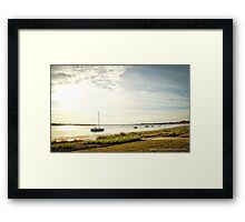 A Place Called Bongaree Framed Print
