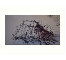 Doom. Art Print