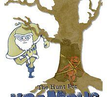 Krampus - The Hunt by Brandon Dawley