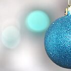 Christmas Bauble by Ali Choudhry