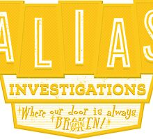 Alias Investigations by oneskillwonder