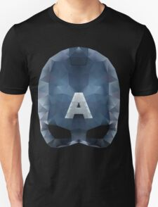 Captain America (Geometric) T-Shirt