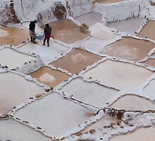Salt Ponds, Maras by Deanne Chiu