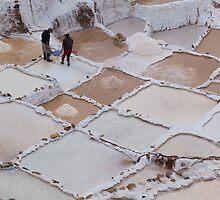 Salt Ponds, Maras by Deanne Chiu