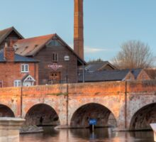 Stratford upon Avon, Warwickshire Sticker