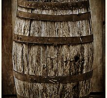 Barrel by Michelle  Edwards Insights Photography