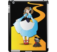 Twisted - Wizard of Oz  iPad Case/Skin