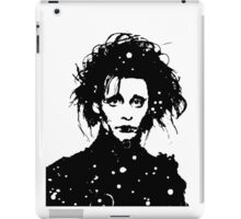 Edward Scissorhands  iPad Case/Skin