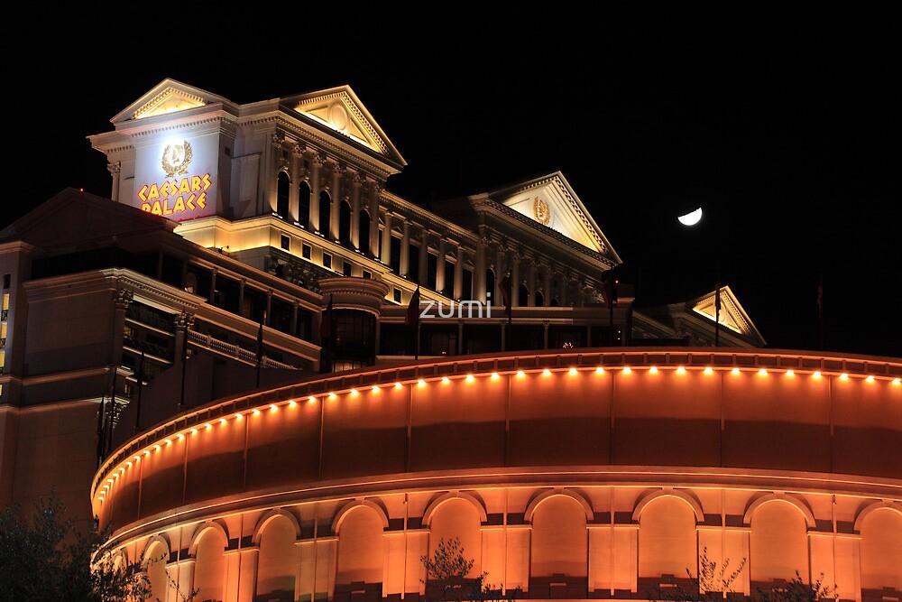 Caesars Palace by zumi