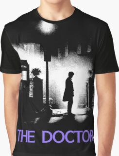 The 11th Doctor meets a new enemy. Graphic T-Shirt