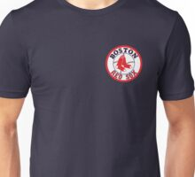 boston red sox logo Unisex T-Shirt