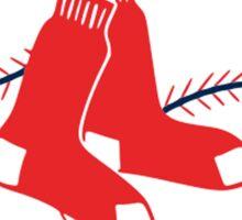 boston red sox logo Sticker