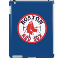 boston red sox logo iPad Case/Skin