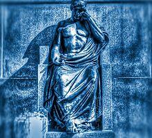 ©CS El Pensador Blue X by OmarHernandez