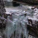 Frozen falls III by zumi