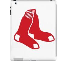 boston red sox iPad Case/Skin