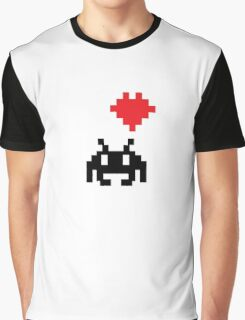 Geeky Love Graphic T-Shirt