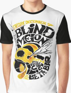 Blind Melon Single Bee Graphic T-Shirt