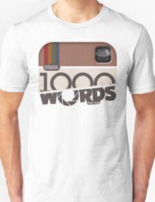 1000Words Instapro T-Shirt