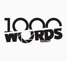 1000Words - Ver 1 Kids Clothes