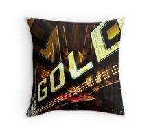The Rush Throw Pillow