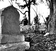Anna - Prospect Hill Cemetery by SymmetryinChaos