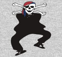 ★ټ Pirate Skull Style Hilarious Clothing & Stickersټ★ One Piece - Long Sleeve