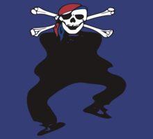 ★ټ Pirate Skull Style Hilarious Clothing & Stickersټ★ by Fantabulous