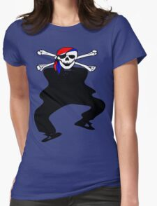 ★ټ Pirate Skull Style Hilarious Clothing & Stickersټ★ T-Shirt