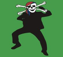 ★ټ Pirate Skull Style Hilarious Clothing & Stickersټ★ Kids Tee