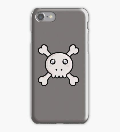 Kawaii Skull iPhone Case/Skin