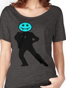 ★ټVampire Smiley Style Hilarious Clothing & Stickersټ Women's Relaxed Fit T-Shirt
