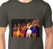 Girls aloud live in Bournemouth 2008 Unisex T-Shirt