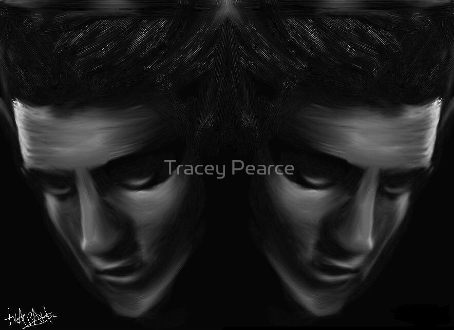 Darkness follows  by Tracey Pearce