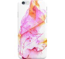 Watercolor Ruby – July Birthstone iPhone Case/Skin
