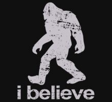 i believe - sasquatch  by avdesigns